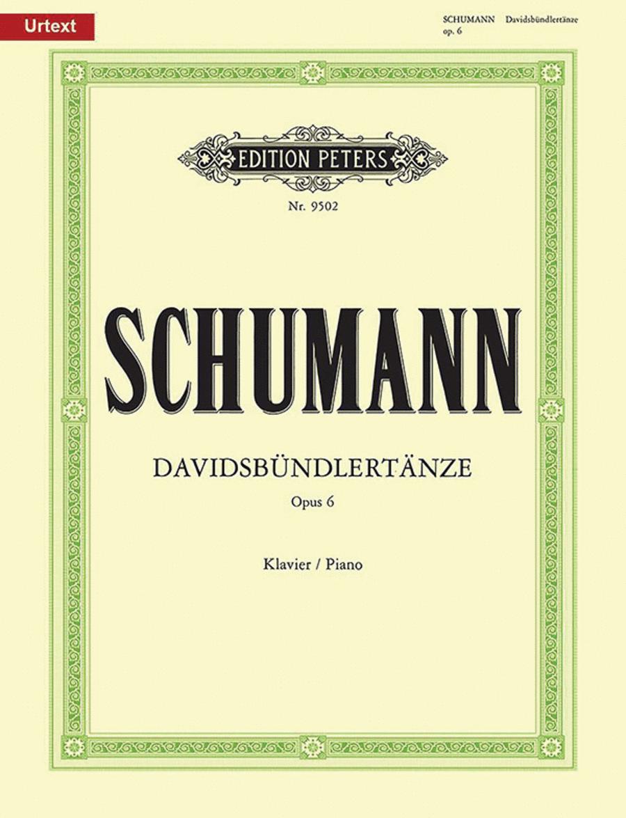 Davidsbundlertanze Op.6