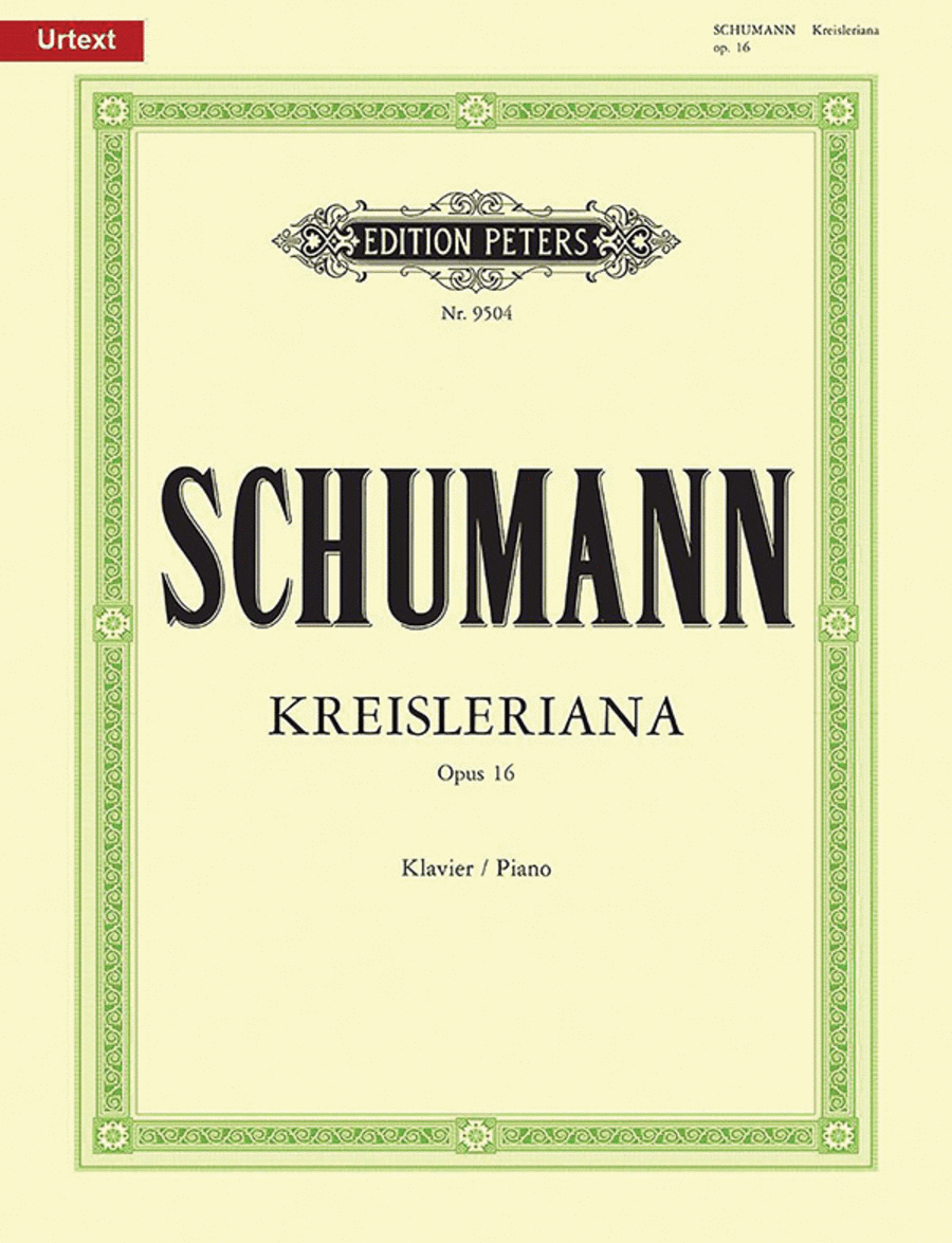Kreisleriana Op. 16