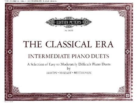 The Classical Era (Intermediate Piano Duets)
