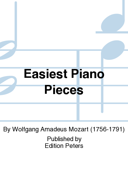 Easiest Piano Pieces