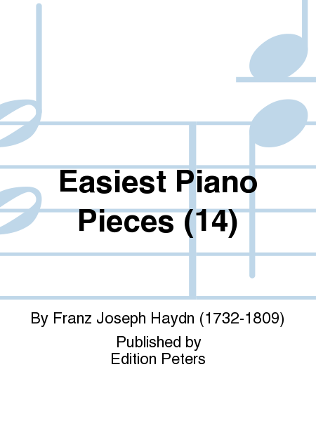 Easiest Piano Pieces (14)
