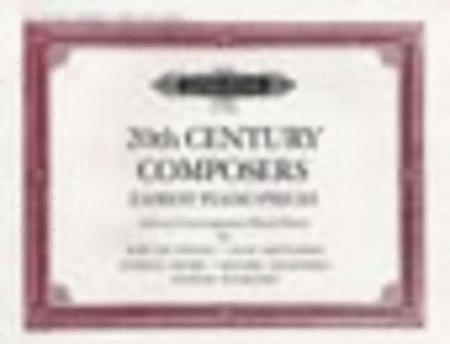 Twentieth Century Composers Easiest Piano Pieces