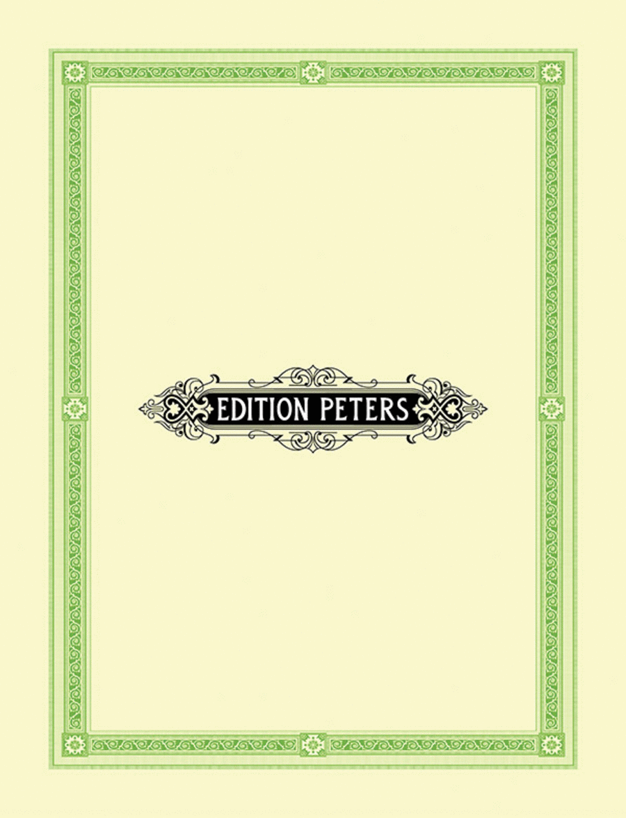 How Precious is Thy Loving Kindness (Psalm-Motet VI)
