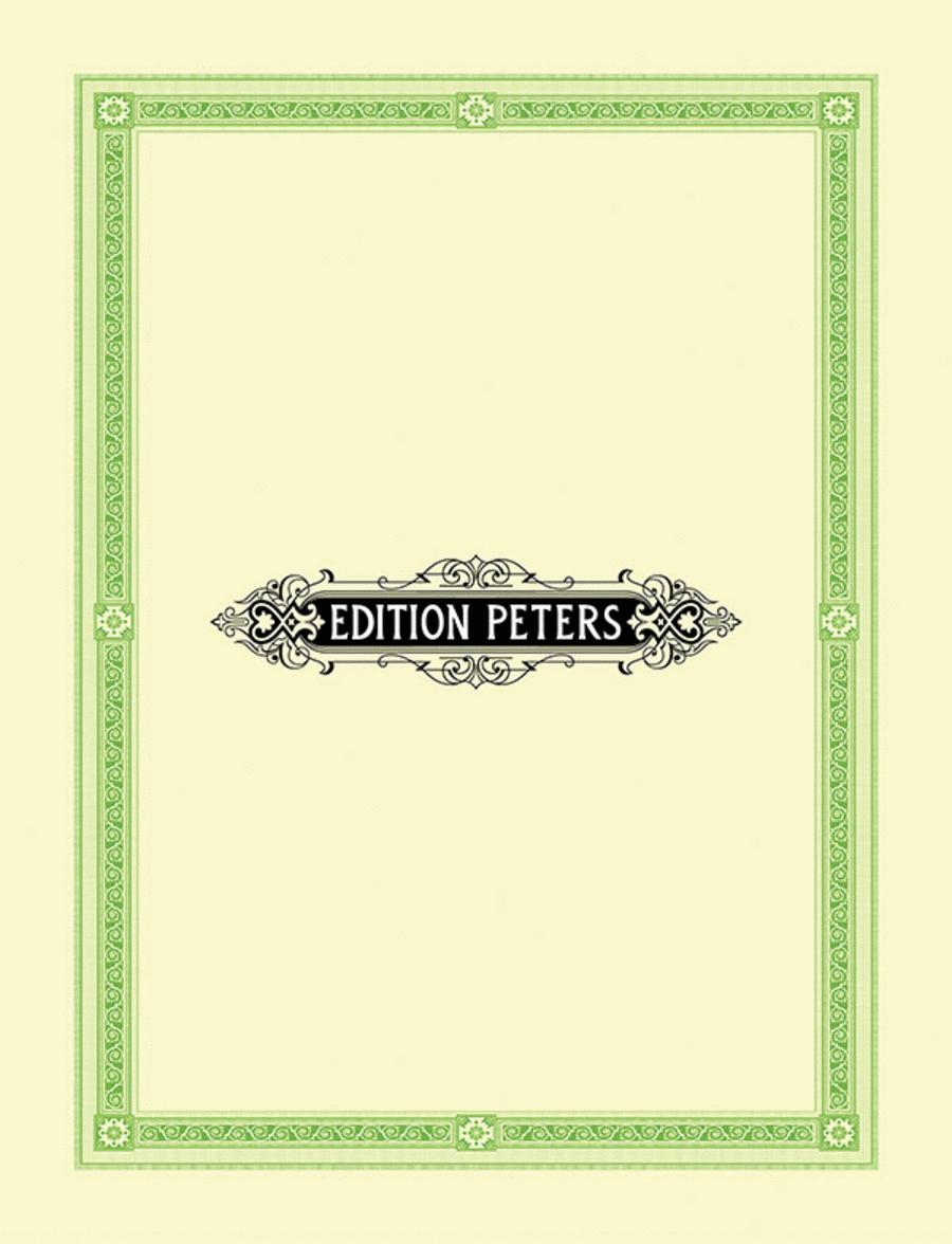 Five Fantasies for Brass Choir Op. 70 No. 3