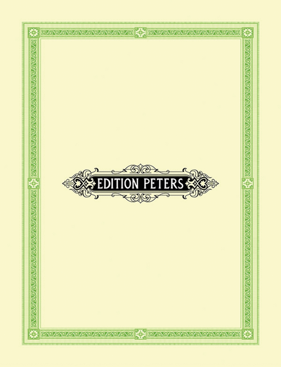 Jesus, Lover of my Soul Op. 53