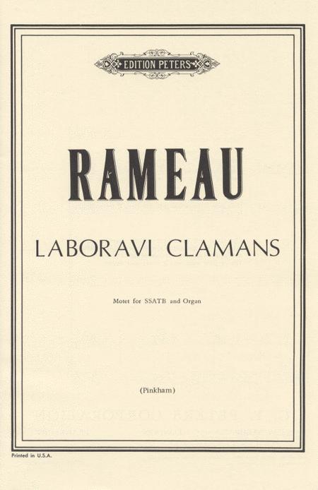 Laboravi Clamans (SSATB,Org)