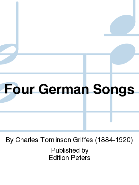 Four German Songs