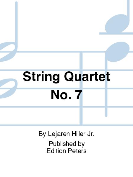 String Quartet No. 7