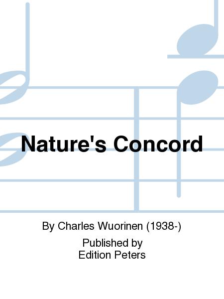 Nature's Concord