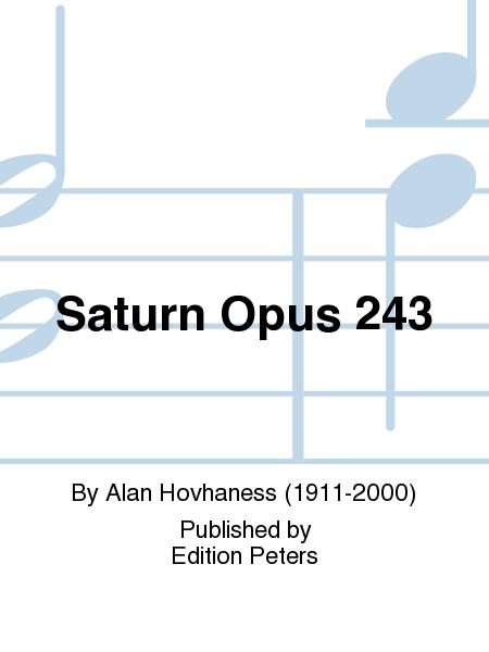 Saturn Opus 243