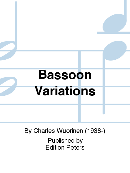 Bassoon Variations