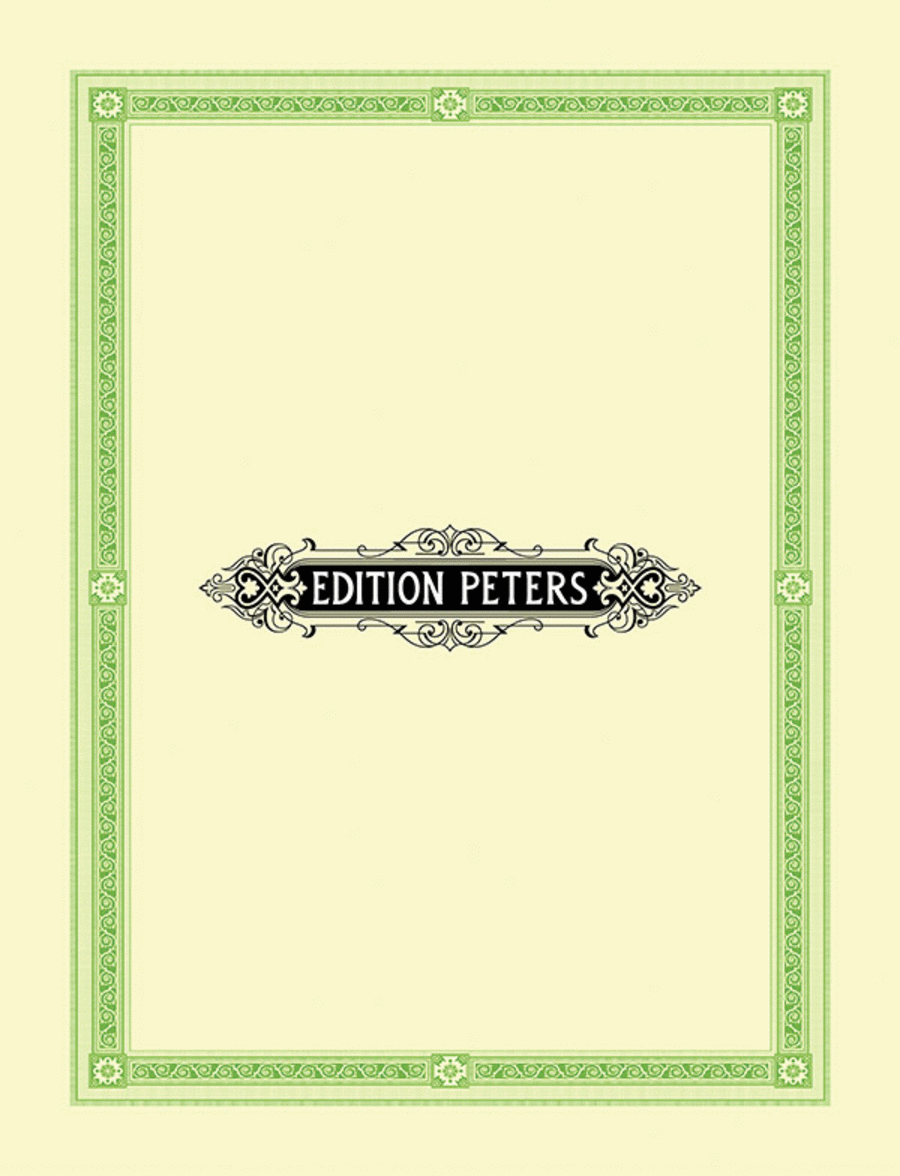 Madrigals, Book I