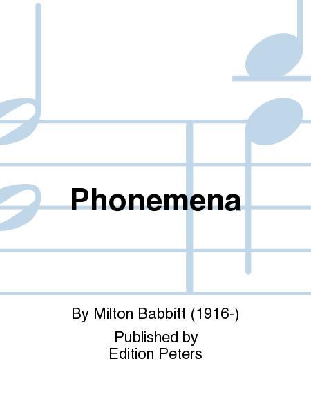 Phonemena