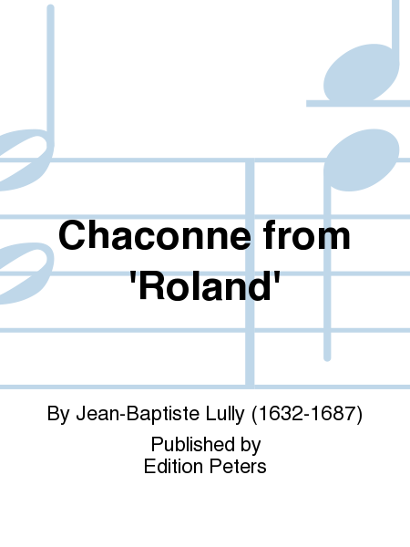 Chaconne from