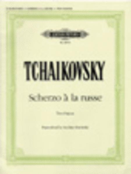 Scherzo e la Russe Op.1 No.1
