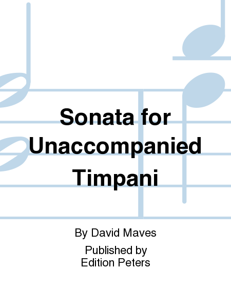 Sonata for Unaccompanied Timpani