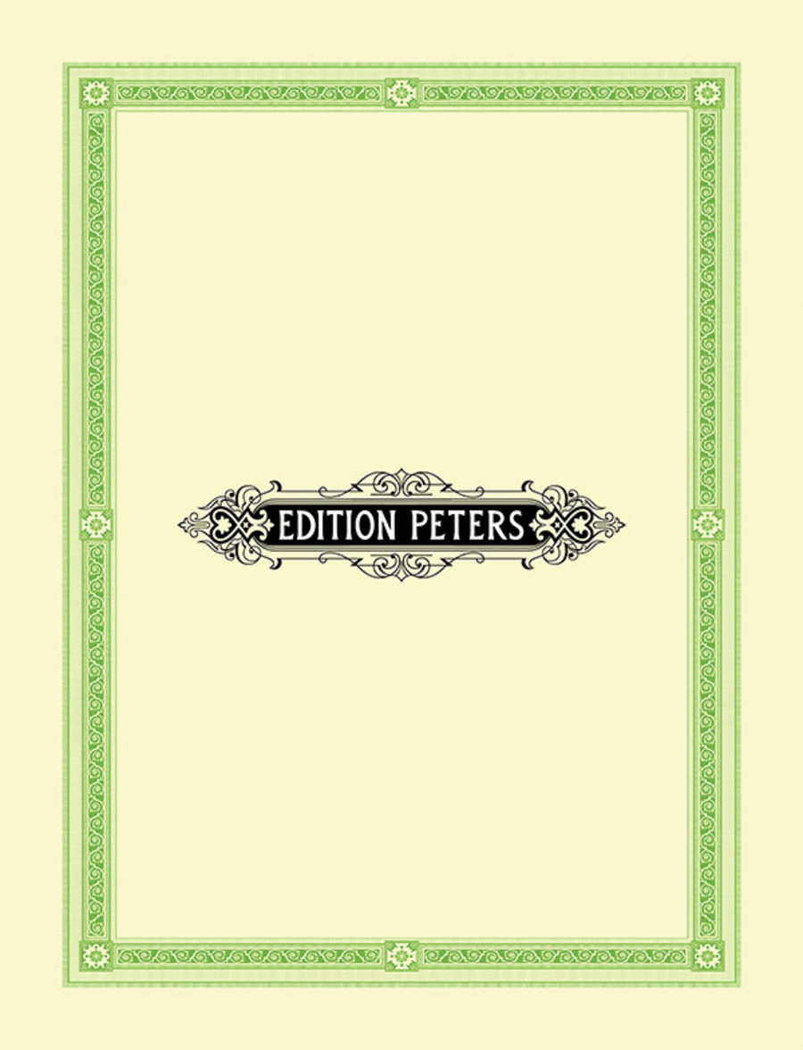 Preludes Op. 32