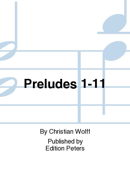 Preludes 1-11