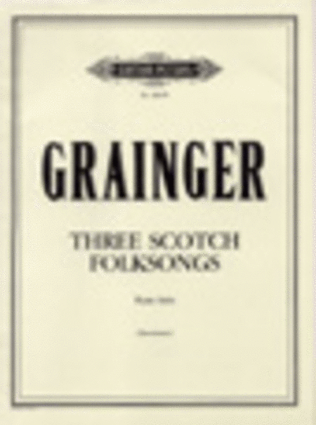 Scotch Folksongs