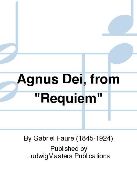 Agnus Dei, from