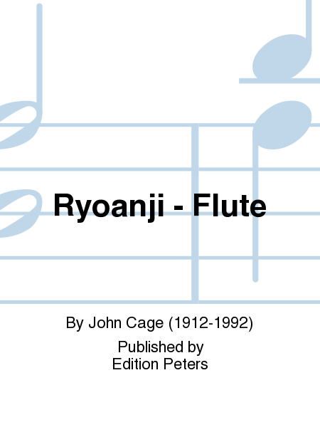 Ryoanji - Flute