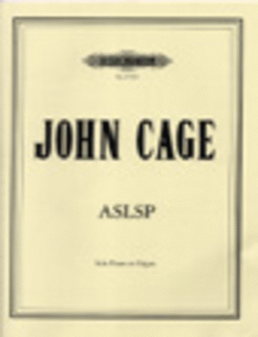 ASLSP (1985)