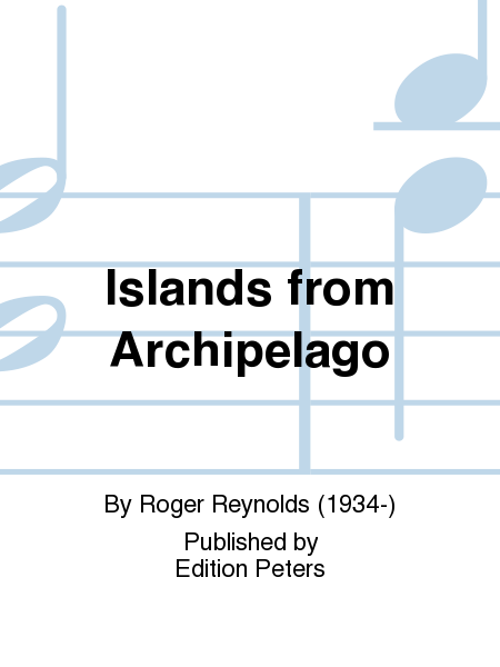 Islands from Archipelago