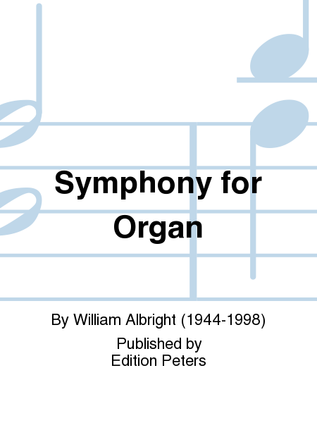 Symphony for Organ
