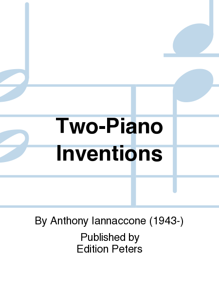 Two-Piano Inventions