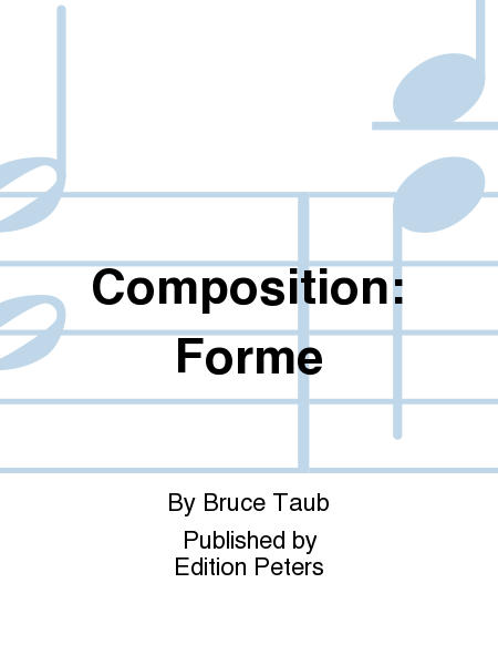 Composition: Forme