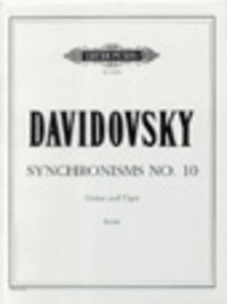 Synchronisms No. 10