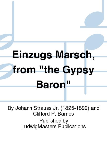 Einzugs Marsch, from