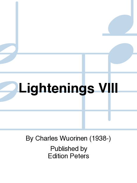 Lightenings VIII