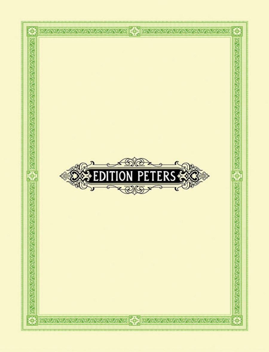 Three Anti-Modernist Songs