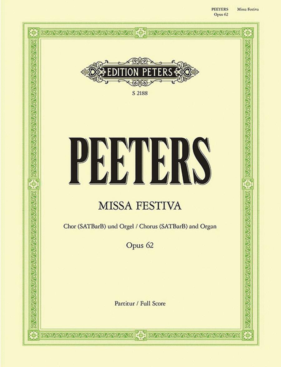 Missa Festiva Op. 62