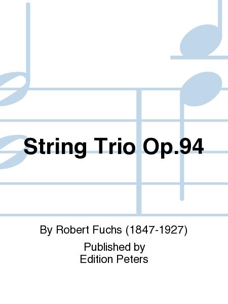 String Trio Op. 94