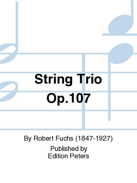 String Trio Op. 107