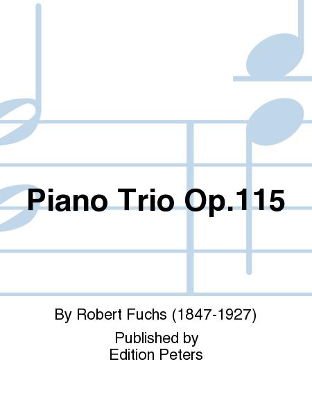 Piano Trio Op. 115