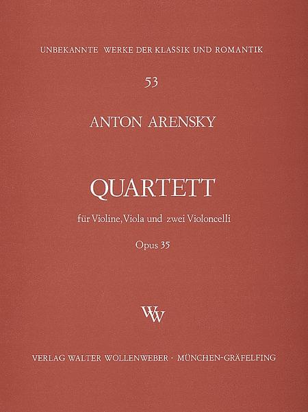 Quartet, Op. 35