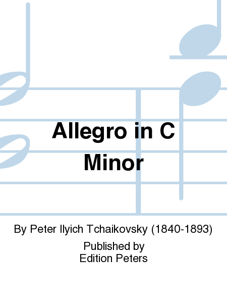 Allegro in C Minor