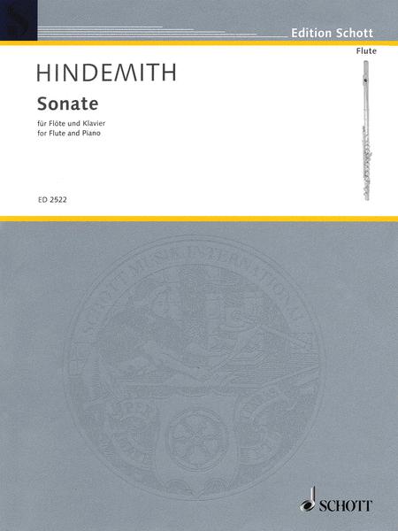 Flute Sonata (1936)