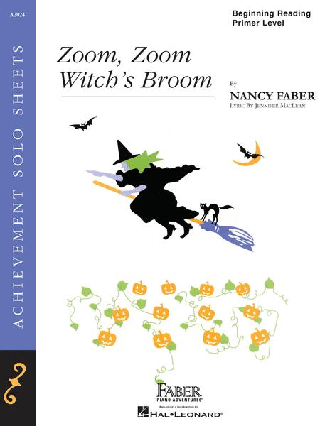 Zoom, Zoom, Witch's Broom