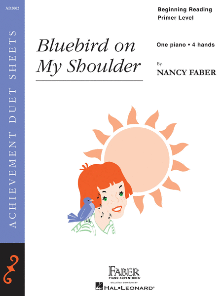Bluebird on My Shoulder