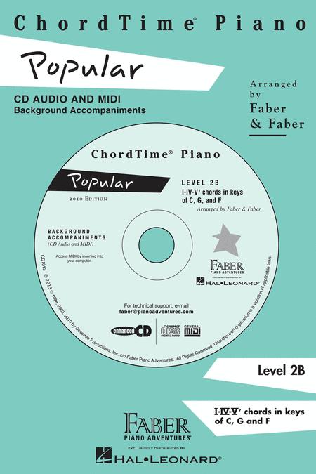 ChordTime Popular Level 2B