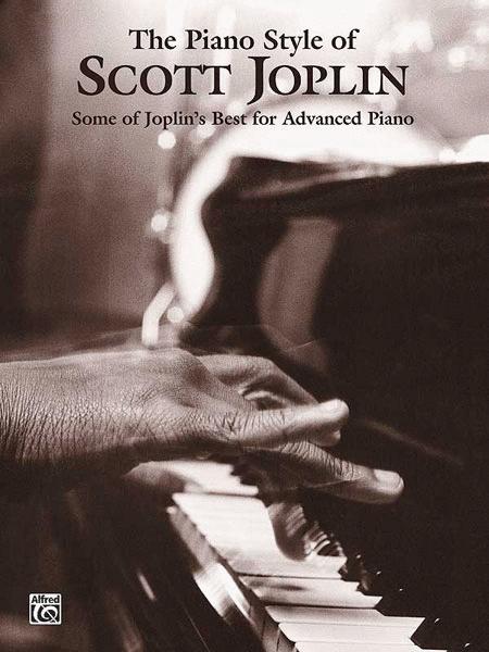 Piano Style Of Scott Joplin