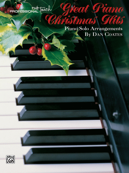 Great Piano Christmas Hits