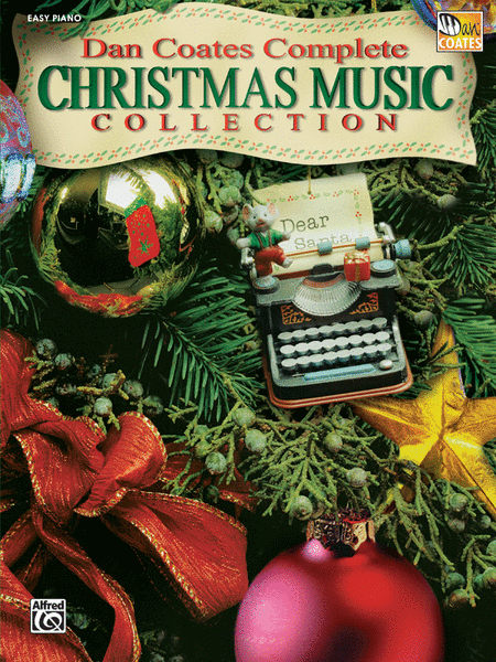 Dan Coates Complete Christmas Music Collection - Easy Piano