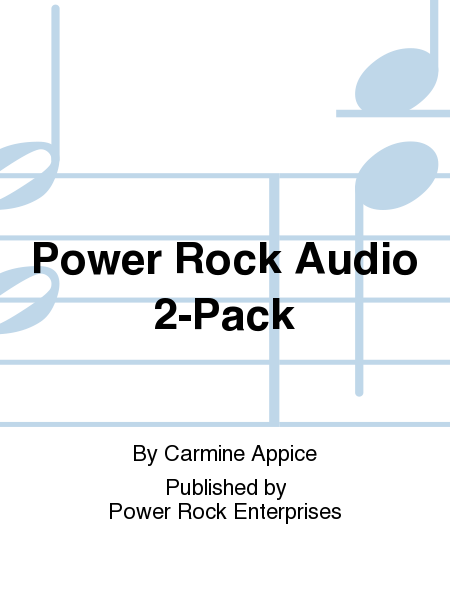 Power Rock Audio 2-Pack
