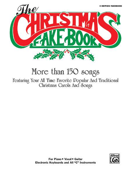 New Christmas Fake Book - C Edition