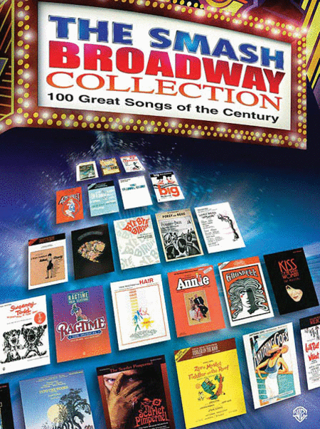 Smash Broadway Collection, 100 Great Songs Of The Century
